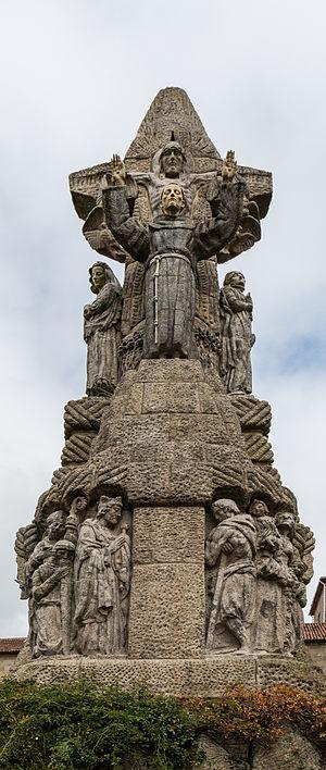 Monasterio de San Francisco, Santiago de Compostela, España, 2015-09-22, DD 02