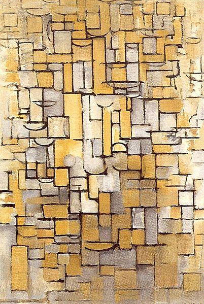 Composition XIV - Piet Mondrian