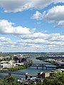 Monongahela River from Mount Washington, Pittsburgh, 2020-10-08.jpg