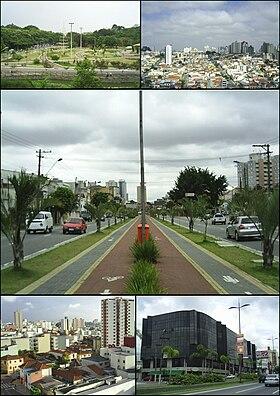 Montagem de São Caetano do Sul.