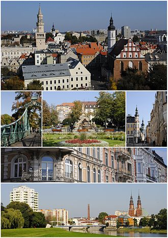 Opole - Old Town