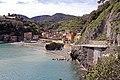 Monterosso al Mare, andando verso per Corniglia - panoramio.jpg