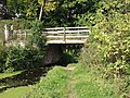 Montgomery Canal, bridge No. 98 - geograph.org.uk - 570464.jpg