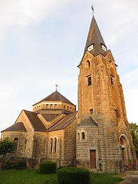 Montigny-devant-Sassey L'église Saint-Martin.JPG