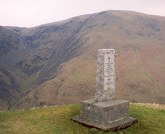 Devil's Beef Tub - The monument to John Hunter