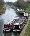Moorings at the Bridge Inn - geograph.org.uk - 1106443.jpg