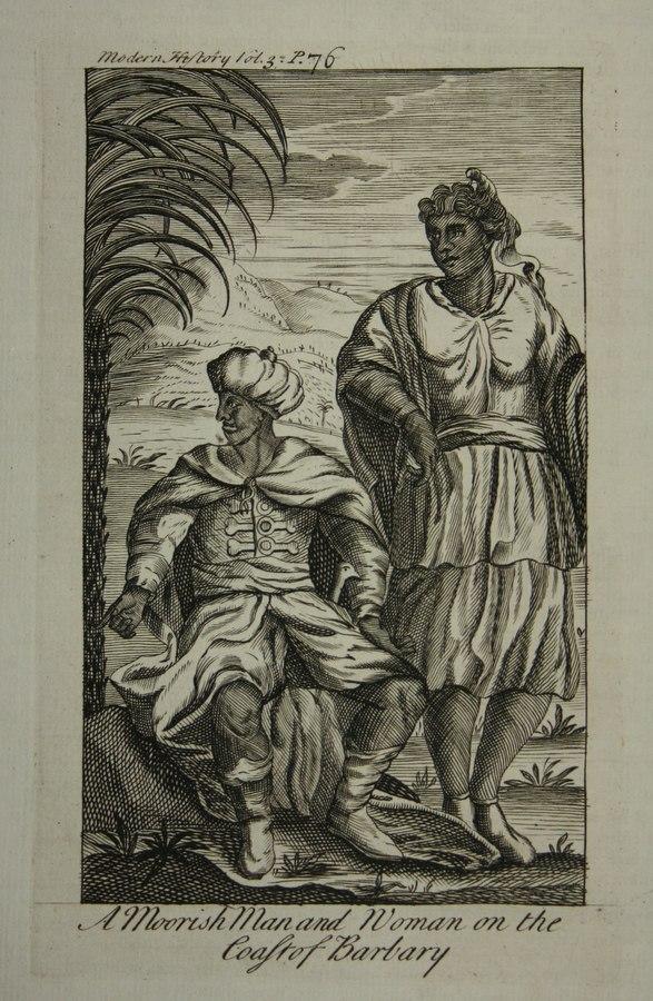 Moorishbarbarians