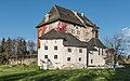 Moosburg Schloss 1 Schloss SW-Ansicht 27102016 5139.jpg