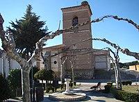 Moraleja de las Panaderas iglesia y fuente publica ni.jpg