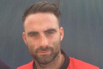 Craig Morgan (footballer) - Morgan in 2014