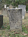 Morgan (John), Bethany Cemetery, 2015-10-09, 01.jpg