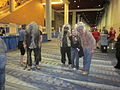 Morial Center Comic Con 2012 Zombies.JPG