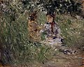 Morisot - julie-with-pasie-in-the-garden-at-bougival.jpg
