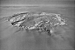 Mount Takahe mountain
