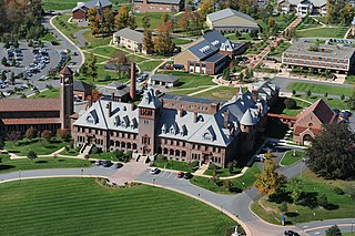 Mount Aloysius College Private college in Cresson, Pennsylvania, United States
