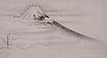Mount Fuji in the Clouds by Kimura Tangen (Kagoshima City Museum of Art).jpg