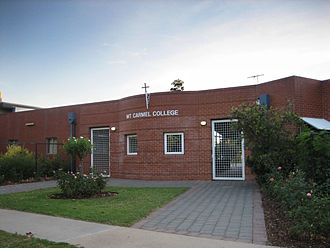 Rosewater, South Australia -  Mount Carmel College in Rosewater