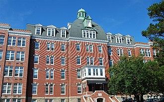 St. Joseph's Orphanage (Fall River, Massachusetts) - Image: Mt St Jo FR