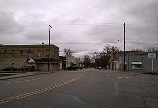 Muir, Michigan Village in Michigan, United States