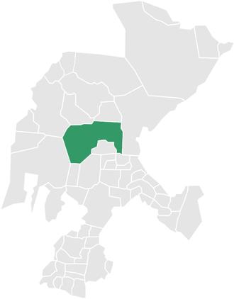 Fresnillo - Image: Municipio de Fresnillo