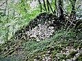 Muraille ouest, vue du chemin du belvédère.jpg