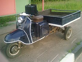 Как сделать мотоцикл муравей фото 386