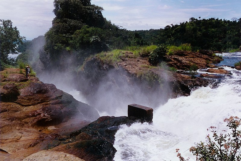 File:Murchison Falls from above.jpg