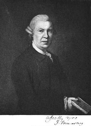John Murray (publisher) - John Murray I (1745–1793), the eponymous founder of the publishing house