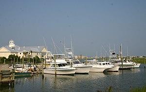 Murrells Inlet, South Carolina - Image: Murrells inlet 2473