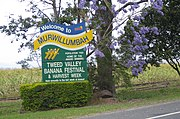 Murwillumbah sign
