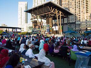 MuslimFest - Image: Muslim Fest 2012