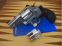 Snubnosed revolver - Wikipedia