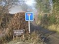 Mynd Farm entrance - geograph.org.uk - 639952.jpg