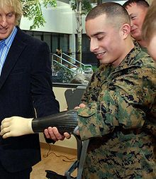 Prosthetic Arm Hook
