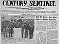Myrtle Beach AFB - Newspaper November 1961.jpg