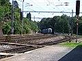 Nádraží Praha-Bubeneč, přijíždějící vlak.jpg