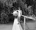 Női portré, 1959 Fortepan 22554.jpg