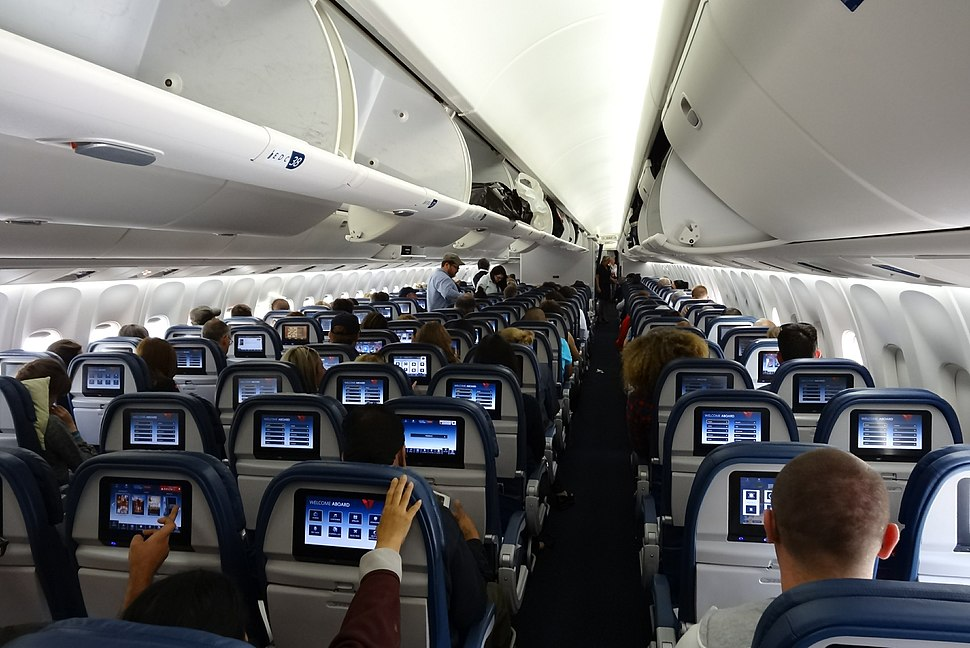 N173DZ B767 DELTA FLIGHT CDG-EWR (14534829043)