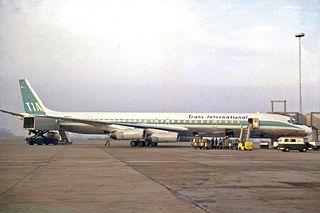 Trans International Airlines Flight 863 1970 aviation accident