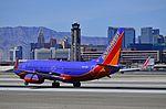 N904WN Southwest Airlines 2008 Boeing 737-7H4 C-N 36616 (5596825699).jpg