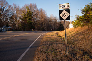 North Carolina Highway 161 - NC 161 in Kings Mountain