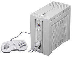 PC-FX, created by NEC. Released on December 23, 1994.