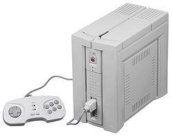 La PC-Fx-konzolo