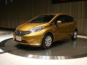 Nissan Note - Nissan Note Medalist (JDM)