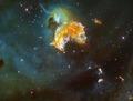N 63A - Supernova remnant menagerie - Heic0507a.tif