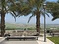Nabi Shu'ayb benches.jpg