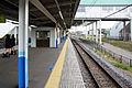Nanakodai Station platform north end 20130412.JPG