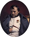 Napoleon at Fontainebleau, 31 March 1814 by Paul Hippolyte Delaroche (Paris 1797-1856).jpg
