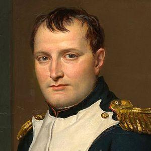 Napoléon Bonaparte; crop of The Emperor Napole...