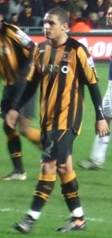 Nathan Doyle Hull City v. Newcastle United 4.png